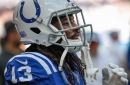Frank Reich: 'There's a good chance' T.Y. Hilton plays against Bills