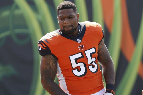 Chiefs' comments on Vontaze Burfict might surprise you