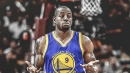 Warriors' Andre Iguodala out vs. Jazz with calf injury