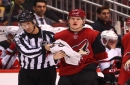 Arizona Coyotes center Christian Dvorak out indefinitely after surgery