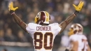 Redskins WR Jamison Crowder out Sunday vs. Cowboys