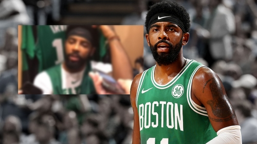 Celtics' Kyrie Irving is no fan of player comparisons