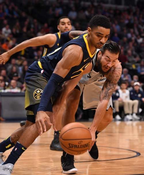 Nuggets stress 3-point defense ahead of home opener vs. Suns