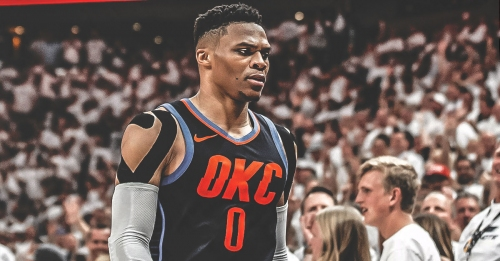 Thunder's Russell Westbrook still out vs. Clippers with knee injury