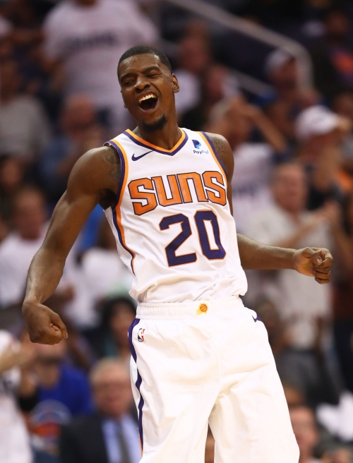 Suns wing Josh Jackson finding newfound range from 3 early