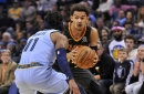 High scoring affair goes in Grizzlies favor as Hawks drop to 0-2