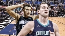 Video: Hornets center Cody Zeller puts Aaron Gordon on a poster