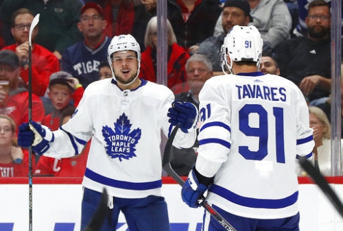 Preview: Blues at Maple Leafs