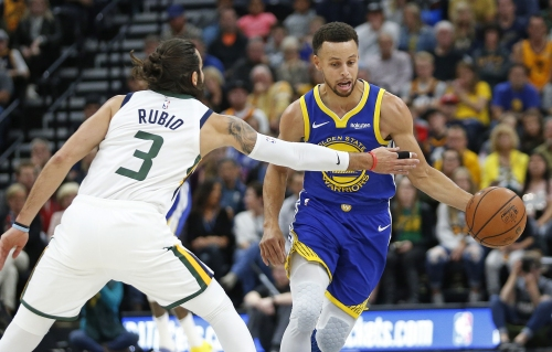 Warriors win at the buzzer with unlikely hero
