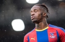 Wilfried Zaha in contention to make Crystal Palace return against Everton after injury