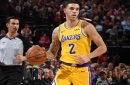 Lakers News: Lonzo Ball Confident He Will Be 'OK' With Navigating Return From Offseason Knee Surgery