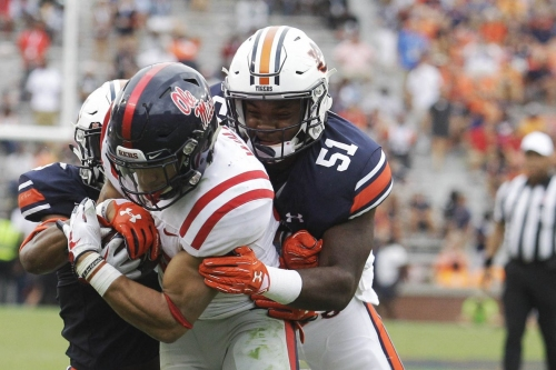 Preview: Ole Miss squares off against Auburn