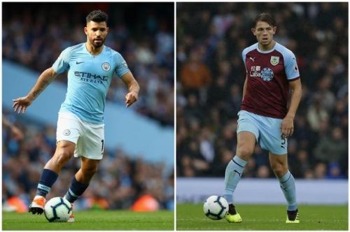 Man City vs Burnley LIVE goal and score updates from Premier League clash
