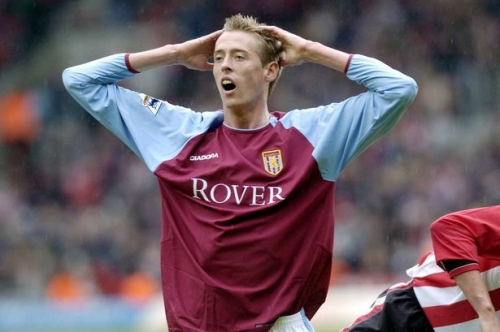 Sir Doug Ellis, the daunting office, the big Rolls Royce, and tales of inventing the overhead kick - Peter Crouch