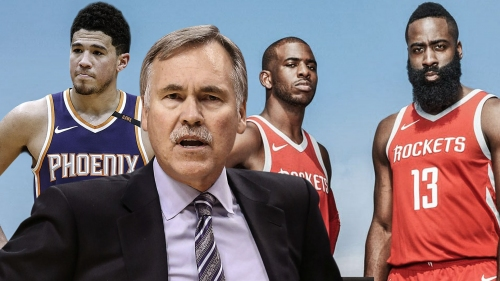 Mike D'Antoni explains difference in expectations between his Houston, Suns teams