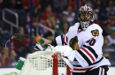 Hawks look to rebound from 1st regulation loss