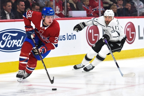 Mike Reilly Proving to be the Answer to the Montreal Canadiens Biggest Question
