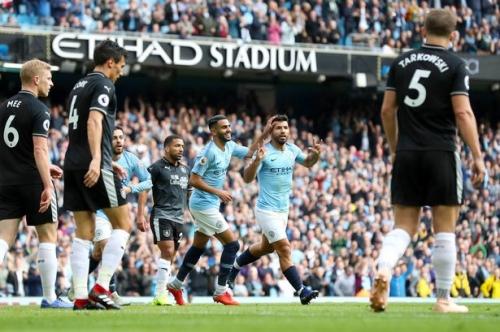 Man City player ratings: David Silva and Riyad Mahrez shine in another attacking masterclass vs Burnley