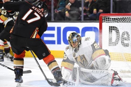 Ducks @ Golden Knights PREVIEW: Vegas Baby!