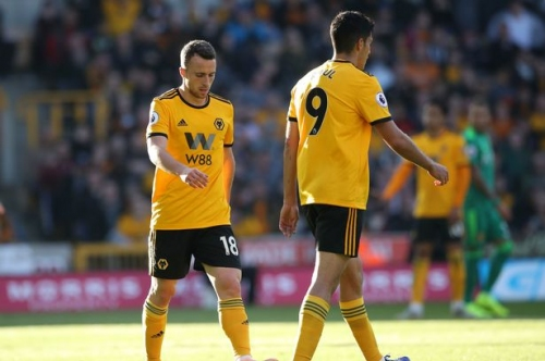 Wolves player ratings: Joao Moutinho and Raul Jimenez struggle as Watford down Nuno's men