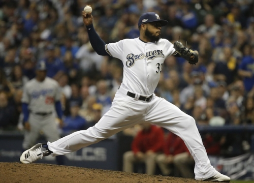 2018 NLCS: Brewers Reliever Jeremy Jeffress Considers 'Pressure' To Be 'More' On Dodgers In Game 7