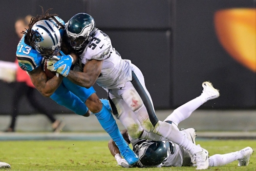 Eagles vs. Panthers game watching guide