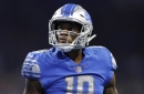 The Dolphins secondary faces an intriguing test in Kenny Golladay