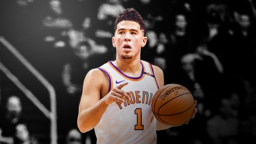 Suns star Devin Booker says hand is almost 100%