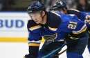 Ex-Leaf Bozak finds 'perfect fit' with Blues