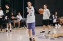 Lakers Practice Video: Lonzo Ball, Kyle Kuzma And Others Scrimmage At UCLA Health Training Center
