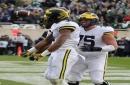 Michigan football powers through rival Michigan State, 21-7