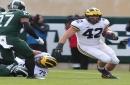 Michigan football grades: Defense perfect, OL comes through vs. MSU