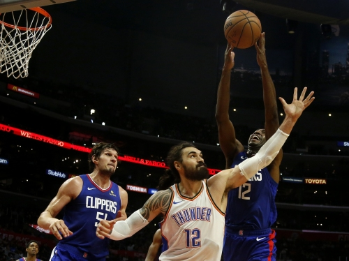 Clippers' Luc Mbah a Moute says playing Rockets will be 'weird'