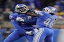 Detroit Lions downgrade Ziggy Ansah (shoulder) to out vs. Dolphins