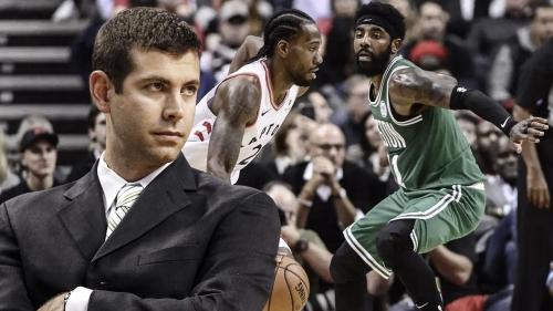 Celtics HC Brad Stevens says Raptors are a better team than Boston