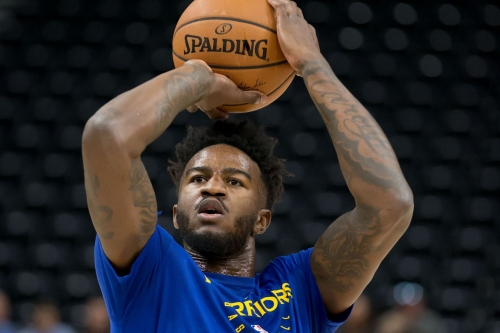 Is Jordan Bell in the doghouse?
