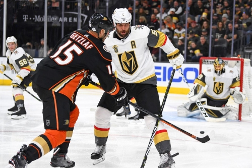 Ducks @ Golden Knights GAMETHREAD: Get the Streak Going