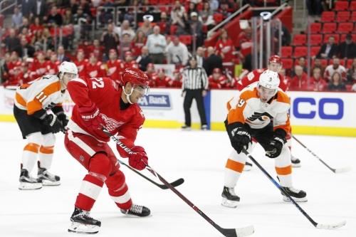 Red Wings vs Flyers: Rank 'EM!