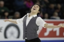 American Nathan Chen wins Skate America men's title