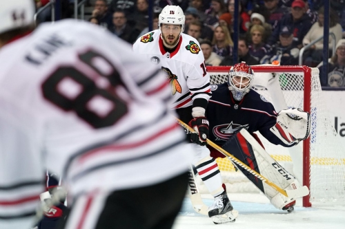 Game #7 Recap: Blue Jackets Can't Muster Enough Against Blackhawks, Lose 4-1