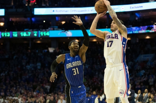 Sixers Bell Ringer: Game 3