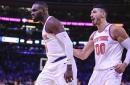 Celtics 103, Knicks 101: Scenes from a back-to-back heart-breaker