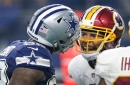 'It's a relief, if anything': Josh Norman doesn't miss rivalry with Dez Bryant ahead of Cowboys-Redskins