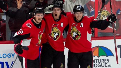 Stone nets overtime winner to lead Senators over Canadiens