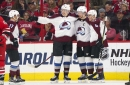 Colorado Avalanche down Carolina Hurricanes 3-1