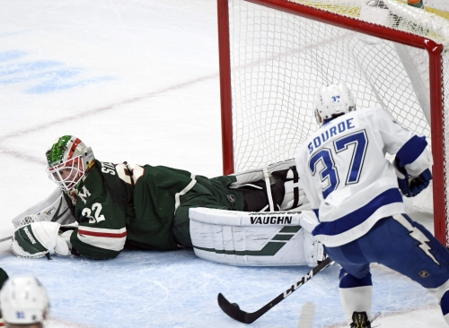 Nick Kelly's takeways from Saturday's Lightning-Wild game