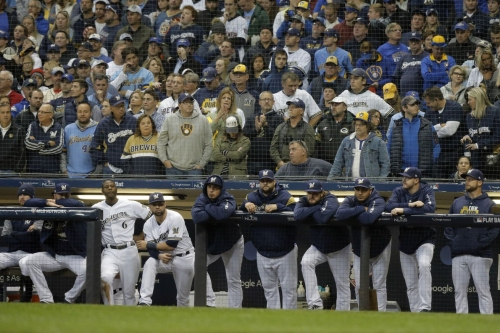 Brewers' season ends one game shy of World Series, Dodgers win Game 7, 5-1