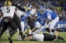 Snell's late TD helps No. 14 Kentucky escape Vanderbilt 14-7