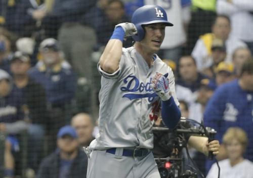 Dodgers News: Cody Bellinger Named 2018 NLCS MVP