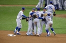 Whicker: Dodgers again refuse to fall off the edge, return to World Series